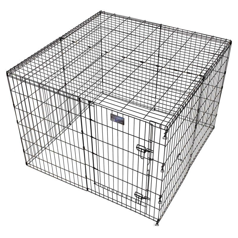 Midwest Homes For Pets Metal Mesh Top For Dog Exercise Kennel Pen Dog Exercise Dog Crate Pet Crate
