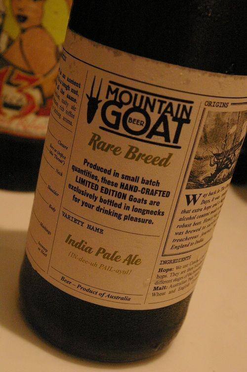 Mountain Goat IPA från Mountain Goat Beer.