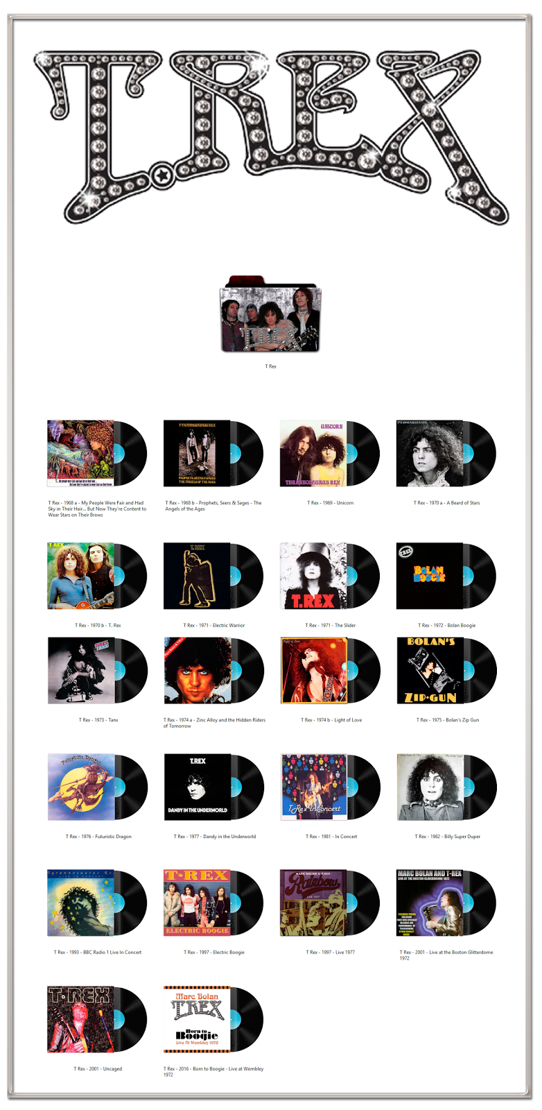 Pin by alissa miller on Albums in 2019 | Rock album covers, Glam
