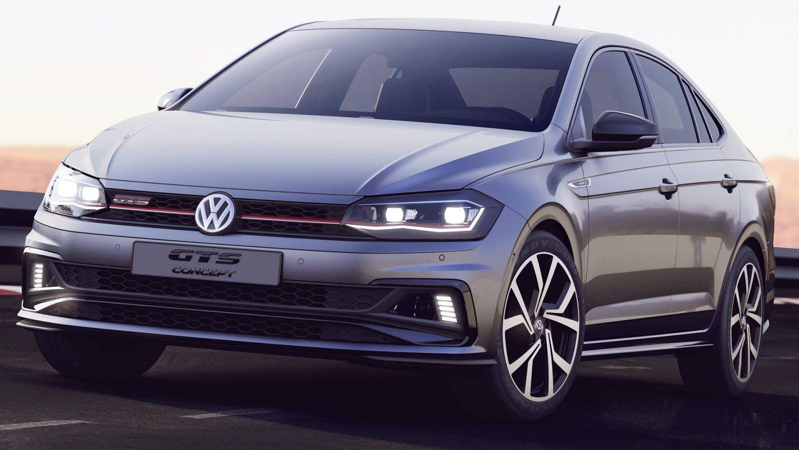 Vw Polo E Virtus Gts Confirmados Para 2019 Lancamento Car Blog