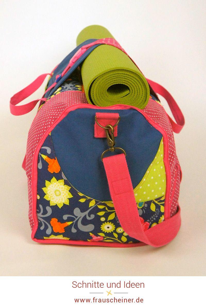 OUT NOW: Kinder-Sporttasche, Yogatasche und Reisetasche ...