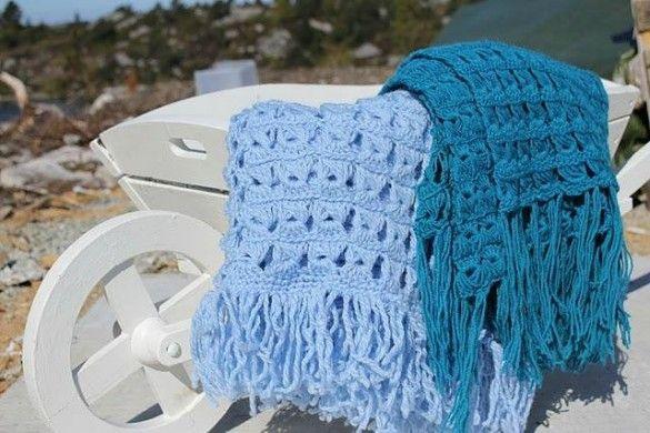DIY Crochet Broomstick Lace Pattern | Palo de escoba, Escobas y Cordones
