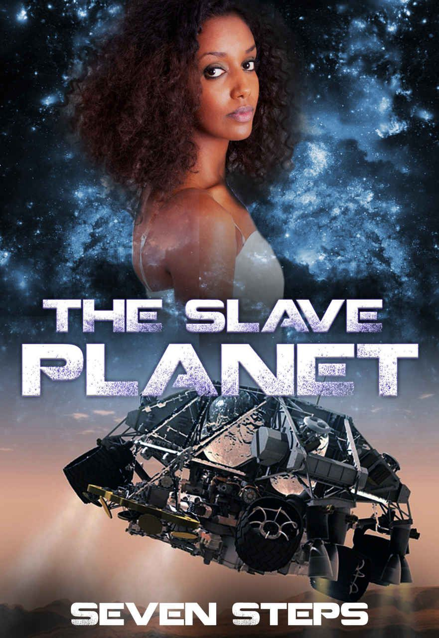 Books ~ Science Fiction Romance | The Slave Planet, by Seven