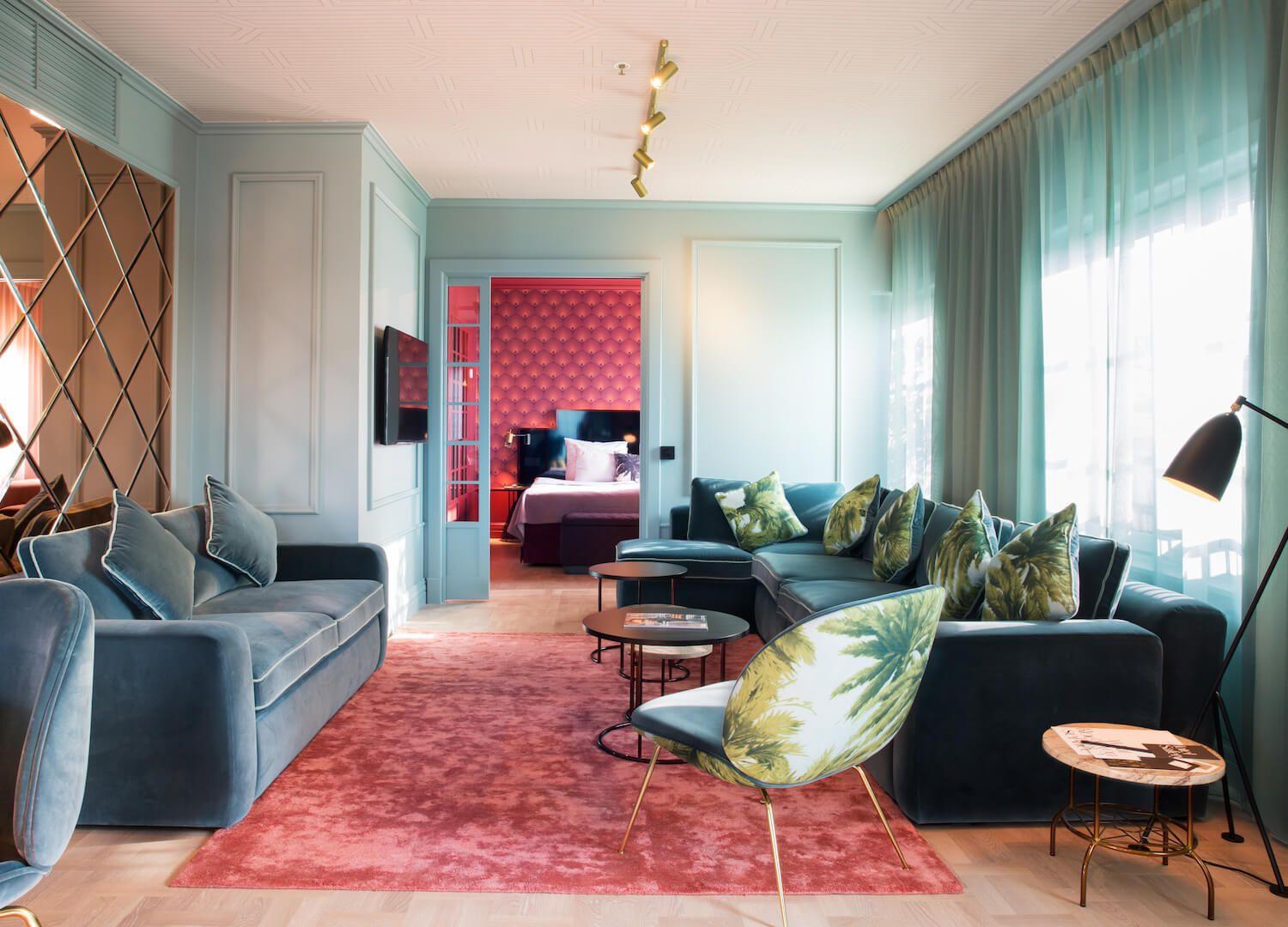 Haymarket Hotel Est Living Luxury Bedroom Decor Living Room