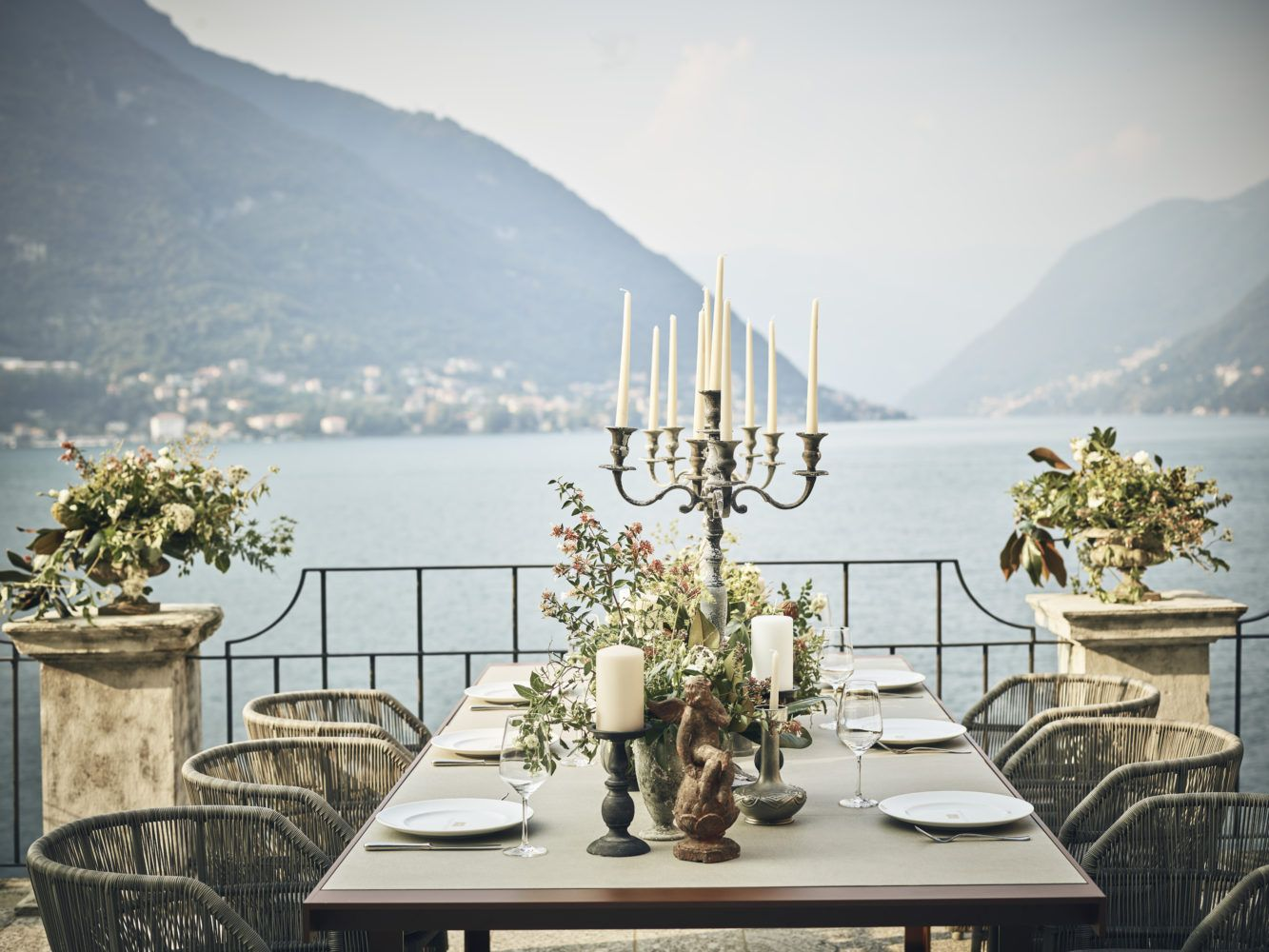 This Perfect Lake Como wedding venue stands alone in its