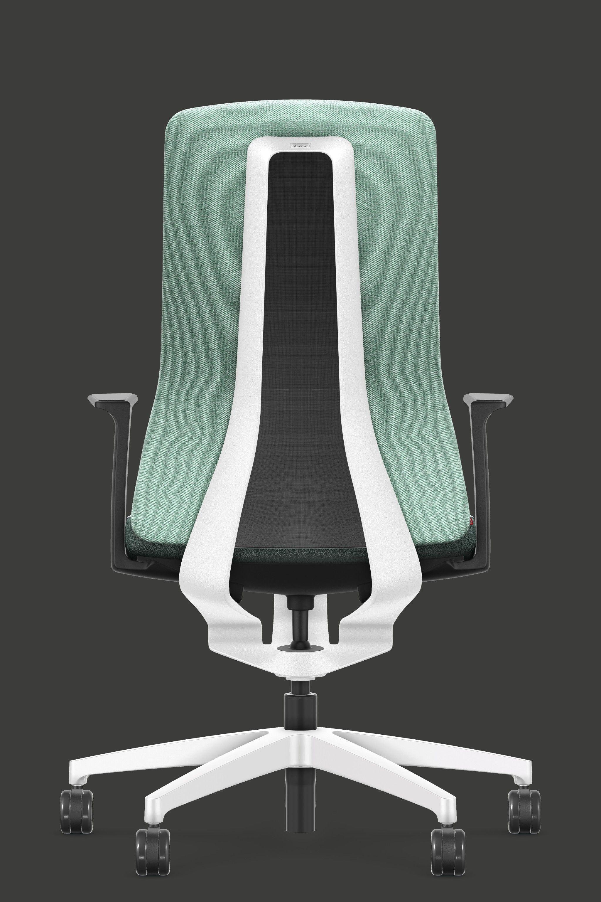 Schreibtischstuhl Mint Moss Pure Fashion Edition Burostuhl Schreibtischstuhl Von Interstuhl Schreibtischstuhl Burostuhl Ergonomisches Sitzen