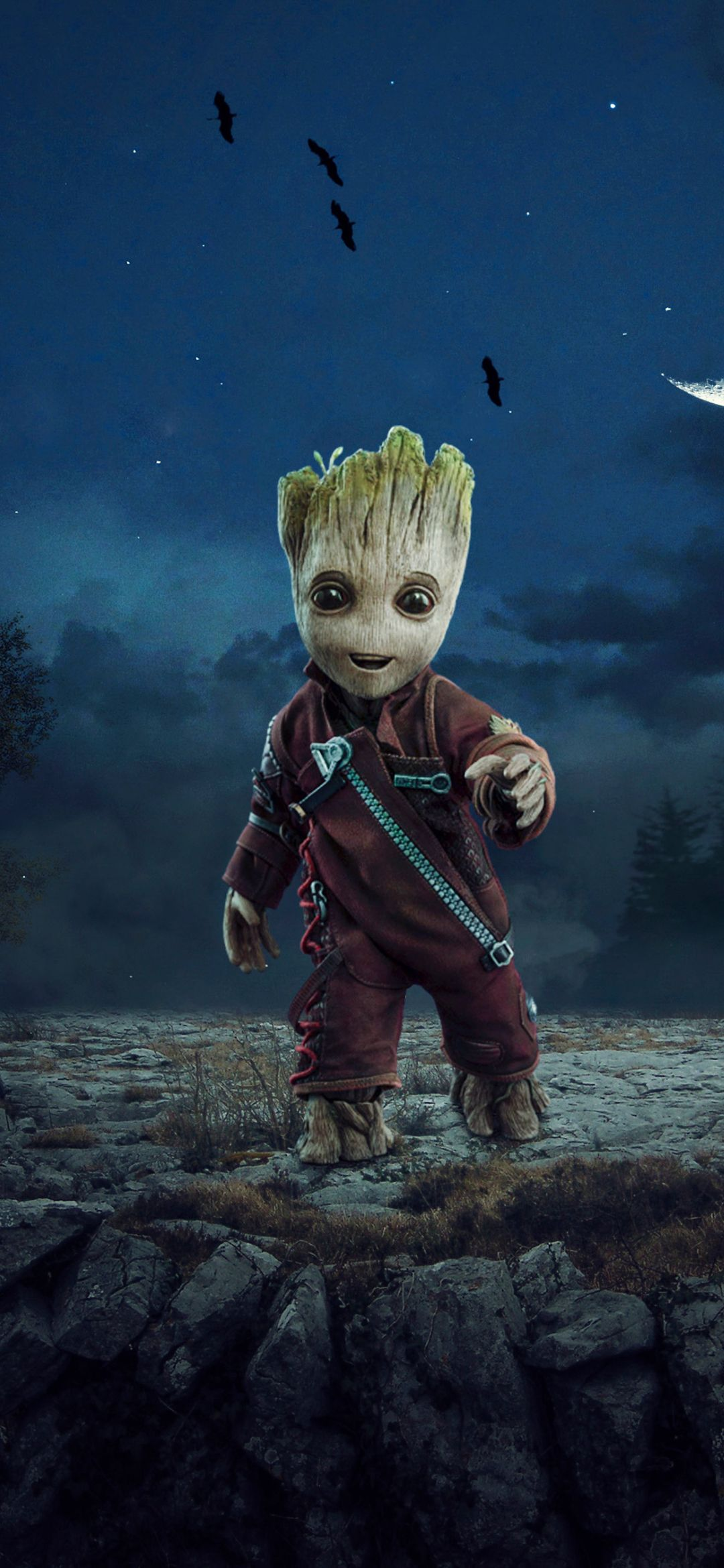 Baby Groot Wallpaper Hd Android 3d Wallpapers Marvel Wallpaper Hd Baby Groot Marvel Wallpaper