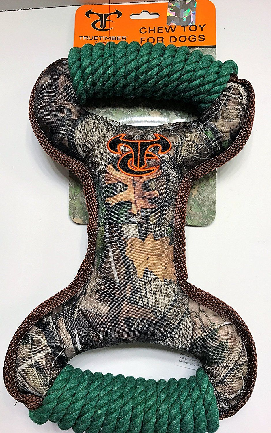 Truetimber Camo Chew Toy For Dogs Learn More By Visiting The