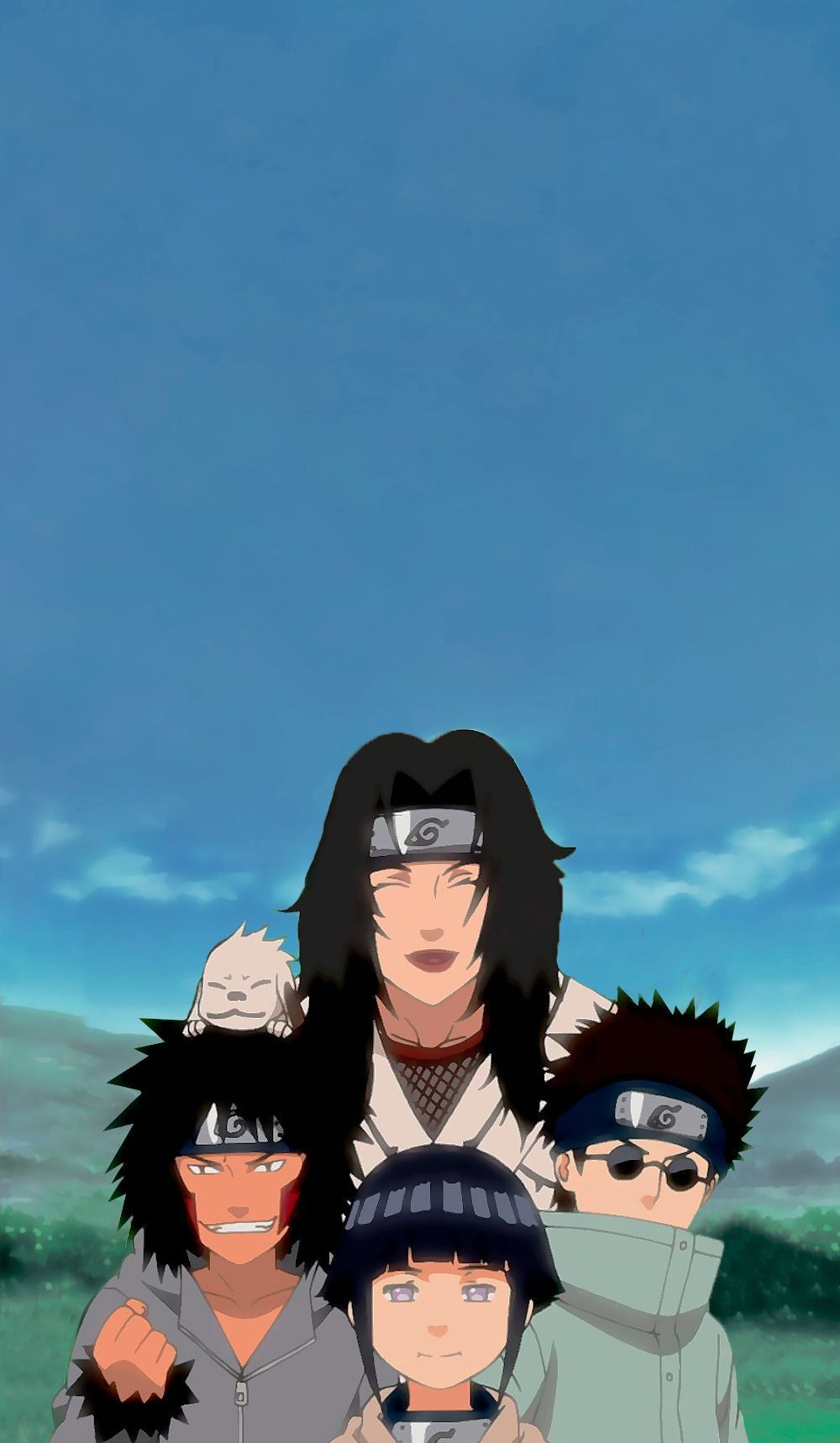 Team Kurenai | Team | Wallpaper #narutowallpaper Team Kurenai | Team | Wallpaper