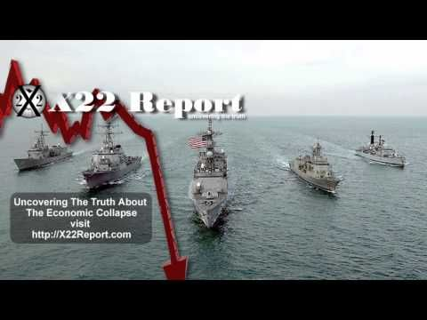 What Does Taper,Glitches,Cyber Attacks,False Flags And War Spell,Economic Collapse -- Episode 146   X22Report