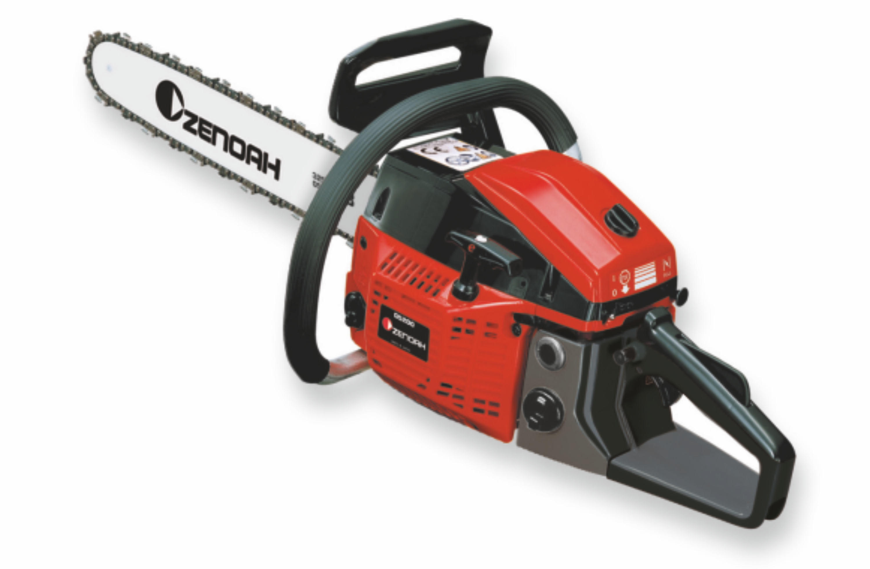 FALCON ZENOAH CHAINSAW G5000-20SP Displacement: 49 3 cc Power: 3 4
