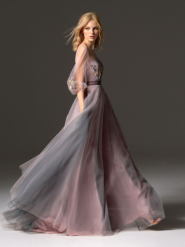 Fashion Chemistry Evening Dresses In Toronto Papilio Boutique Evening Dress Fashion Pink Evening Gowns Gray Evening Gown