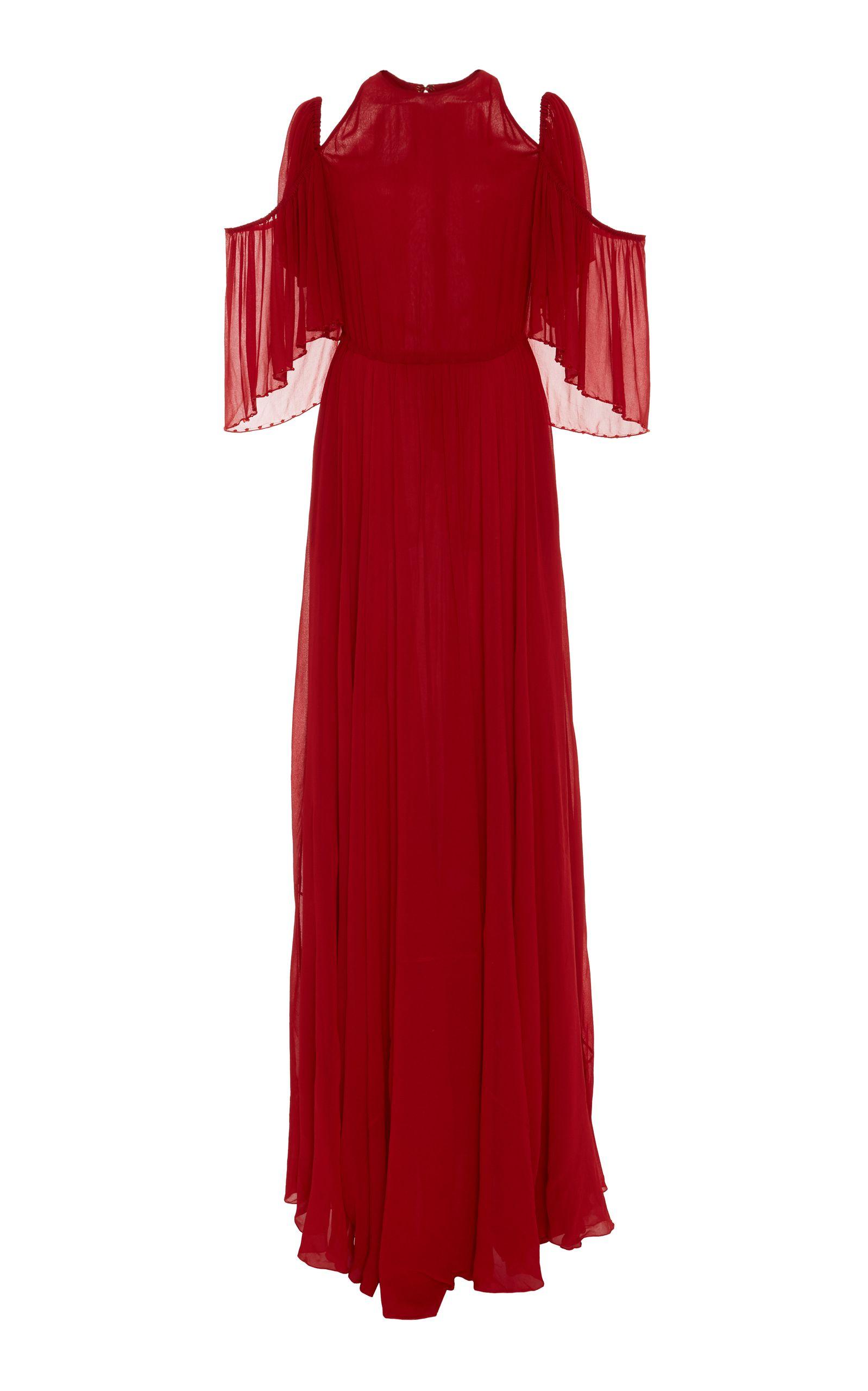 Tania Long Dress by SEMSEM for Preorder on Moda Operandi
