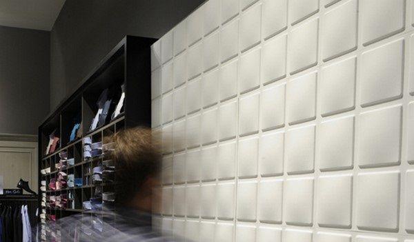 paneles decorativos 3d ecolgicos - Panel Decorativo Pared