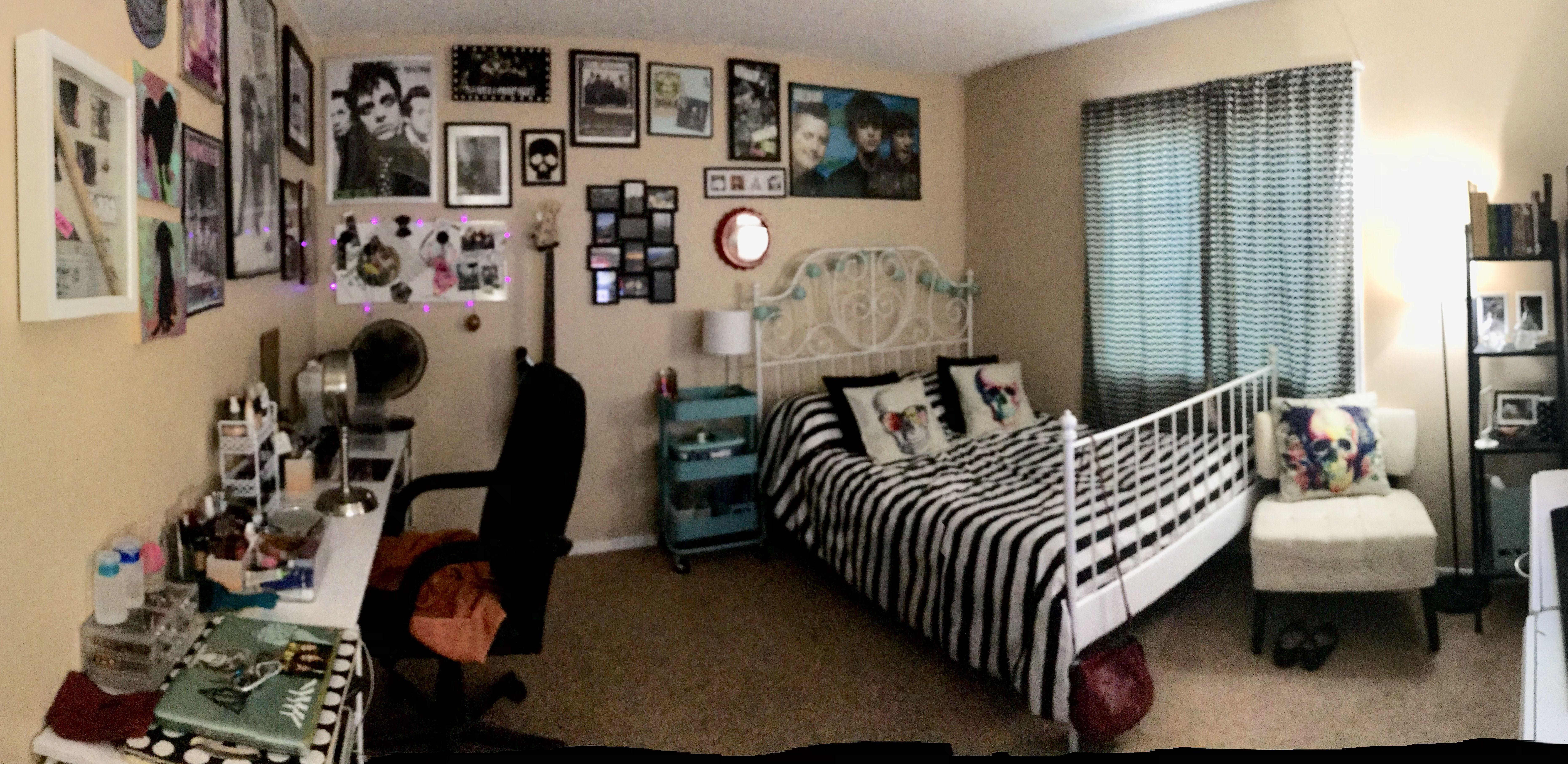 Punk Rock Bedroom Ideas Design Corral
