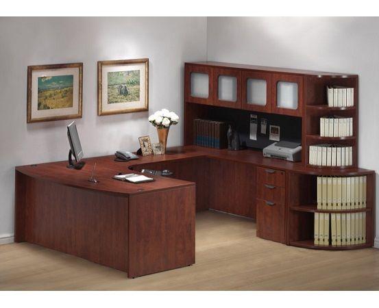 Classic Series U Shaped Desk Suite Office Furniture Furniture