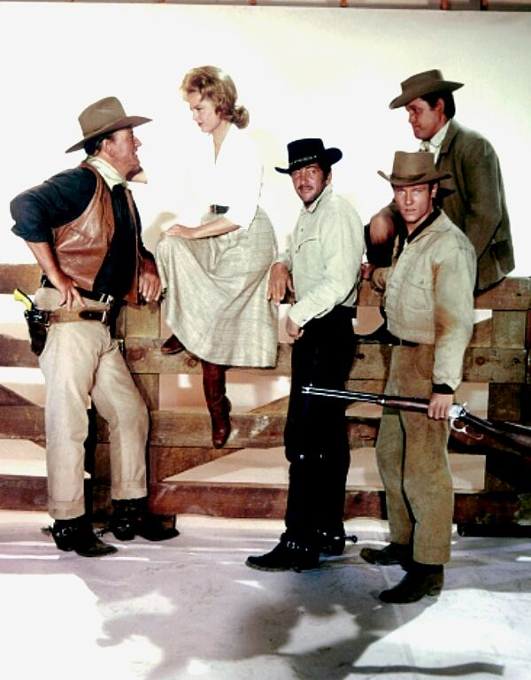 the sons of katie elder | john wayne filme, westernfilme