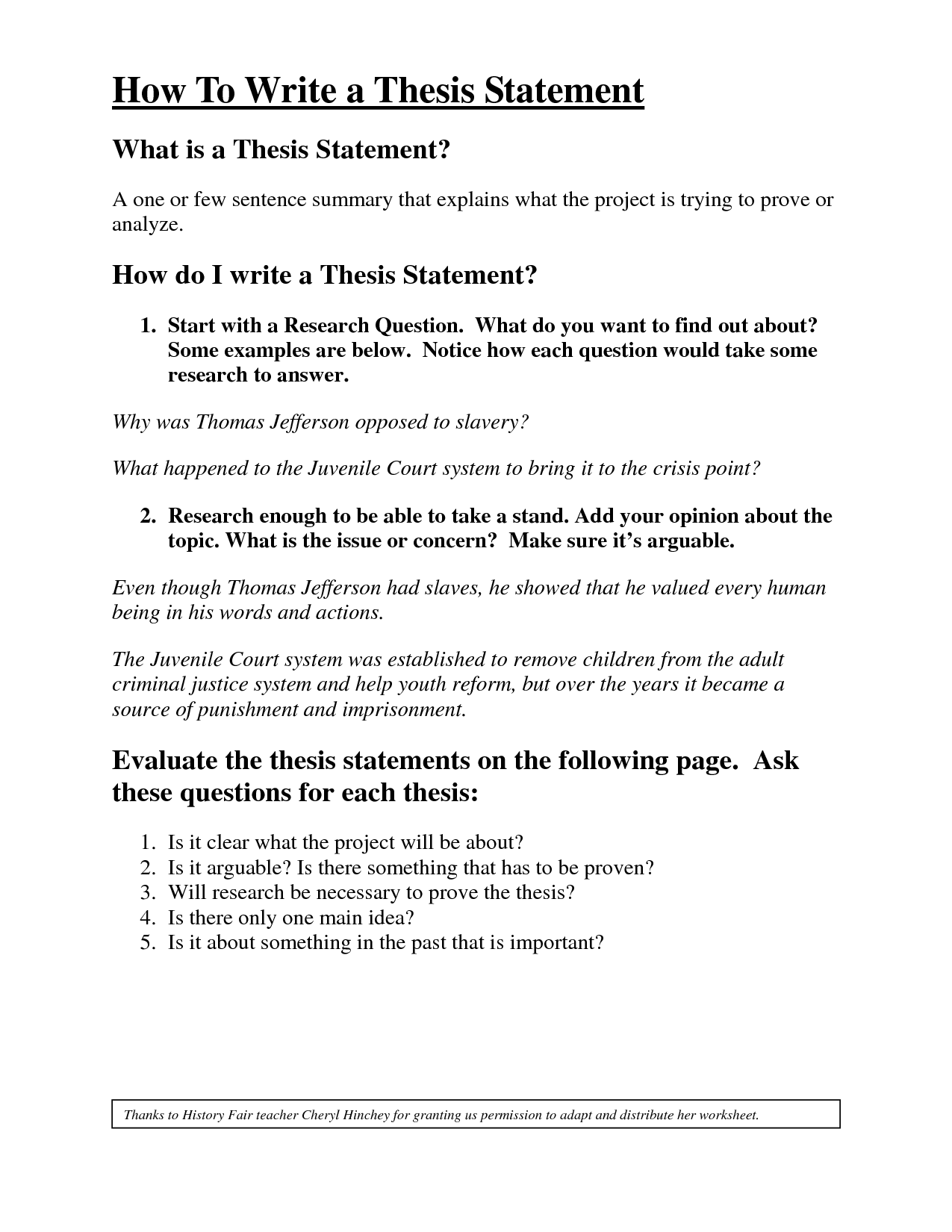 Writing A Great Thesis How To Write A Good Thesis 12
