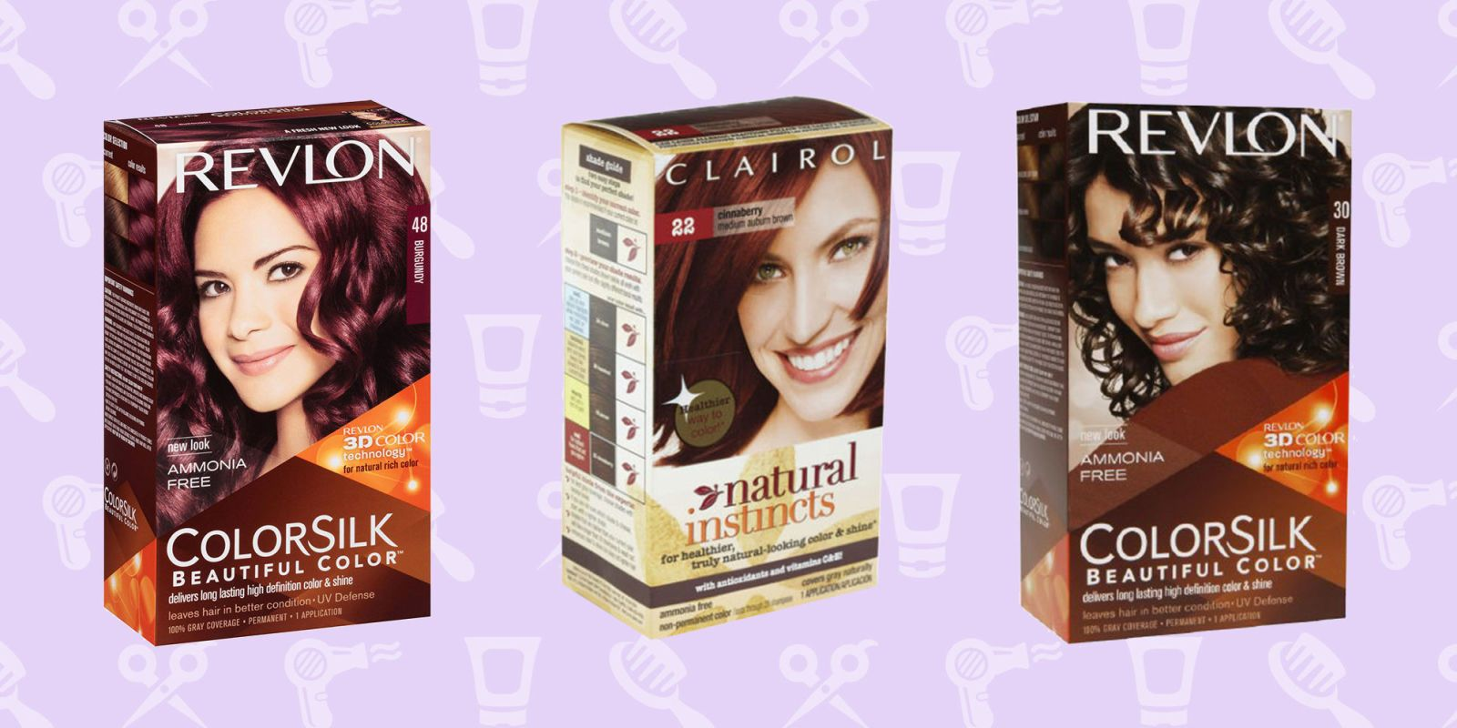 The Best At Home Hair Color That Will Hold Up And Look Great Box