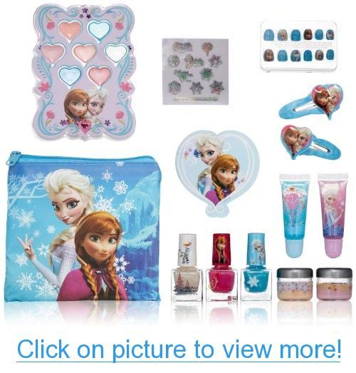 Frozen Cosmetics Box Set Cosmetic Sets Beauty Cosmetics Disney Frozen