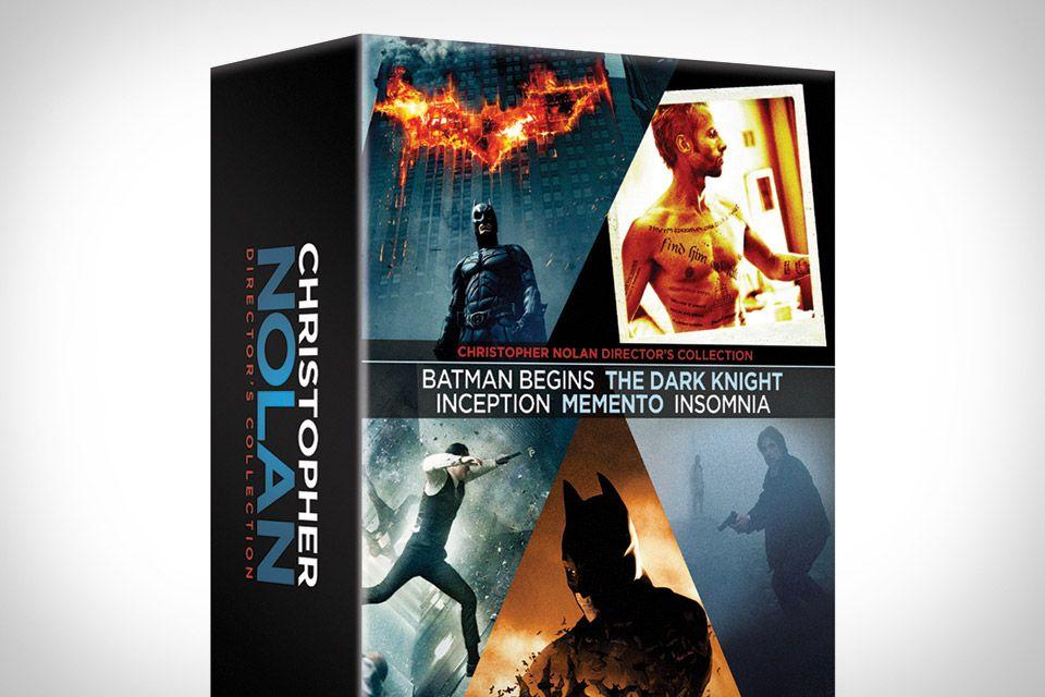 Christopher Nolan Director S Collection Christopher Nolan The Dark Knight Rises Epic Movie