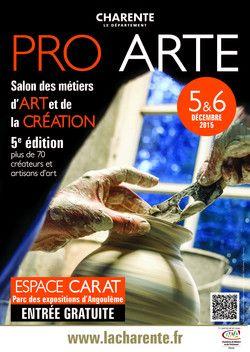 Proarte Salon Des Metiers D Art Et De La Creation Salon Des Metiers Metier Creations