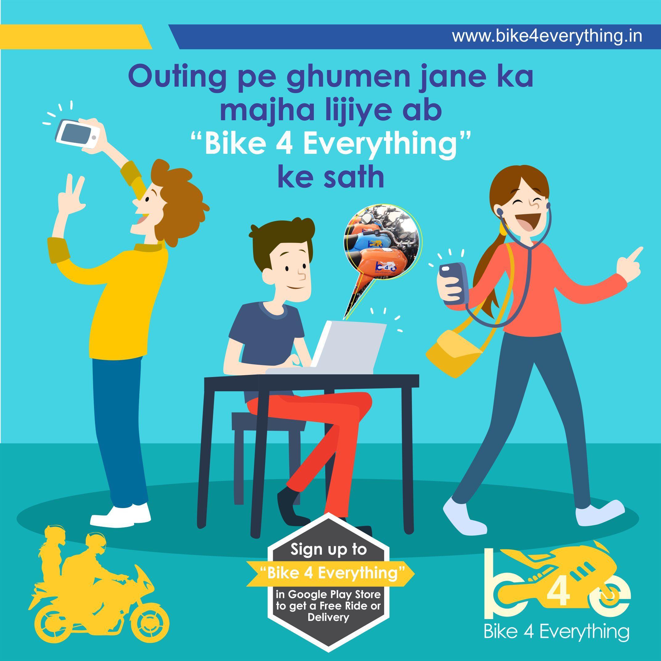 Pin on Bike 4 Everything Mobile App