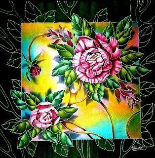 платок батик крупный цветок: 19 тыс изображений найдено в ...