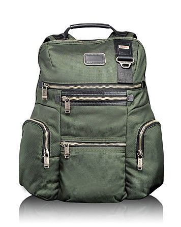 Tumi Alpha Bravo Knox Backpack We Have This In The Earl Grey Color Like Green Too