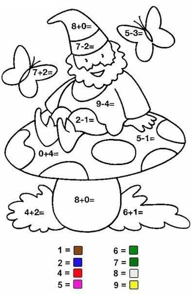 Großzügig Mathe Malvorlagen Für Die 5. Klasse Galerie - Beispiel ...