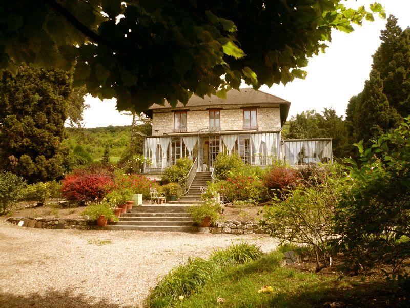 Chambres d'hôtes Giverny - La Pluie de Roses