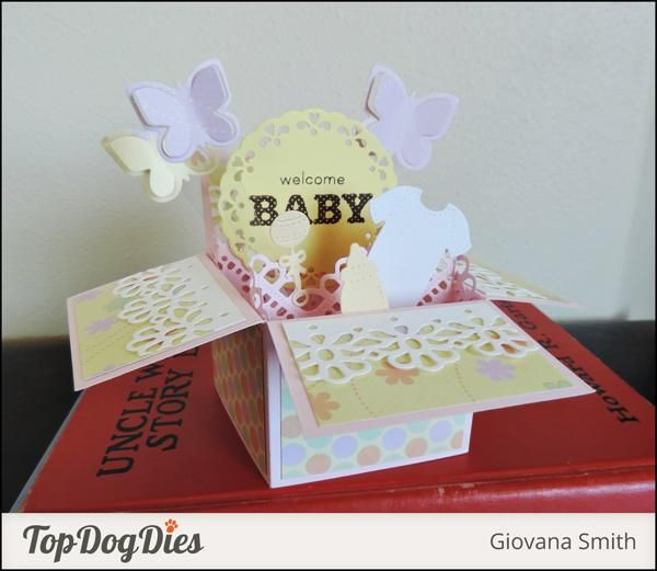 10+ images about DIY Baby Cards on Pinterest | Diy cards, Diaper ...