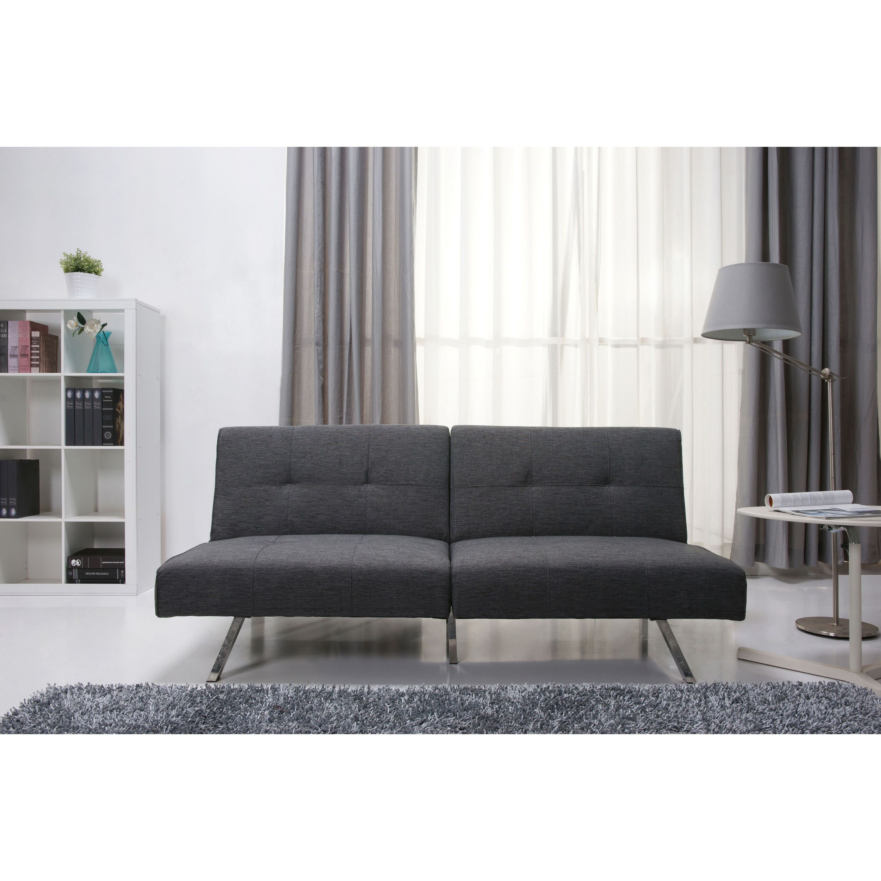 You'll love the Rosehill Foldable Futon Sofa Bed at Wayfair - Great Deals on all Furniture products with Free Shipping on most stuff, even the big stuff.