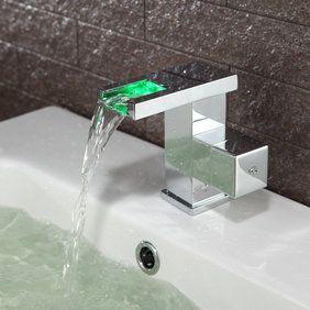 Couleur contemporaine changer conduit robinet vier salle for Changer robinet salle de bain