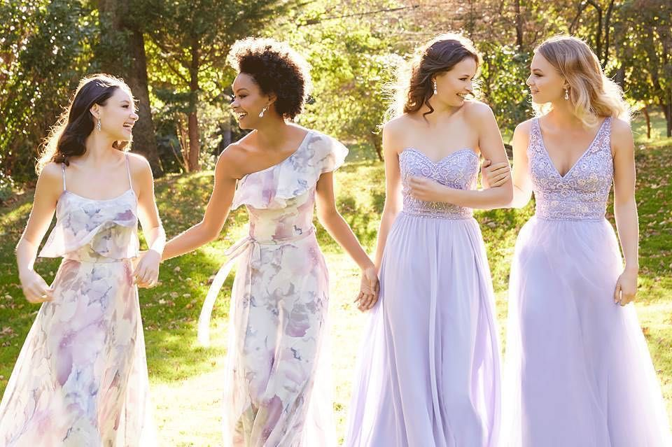 80e24dd70e5 Dresses your bridesmaids will adore!!! Morilee Styles - 21515 21503 21501  and 21521 (Photo Credit  Morilee by Madeline Gardner)  morileebridal   morilee ...
