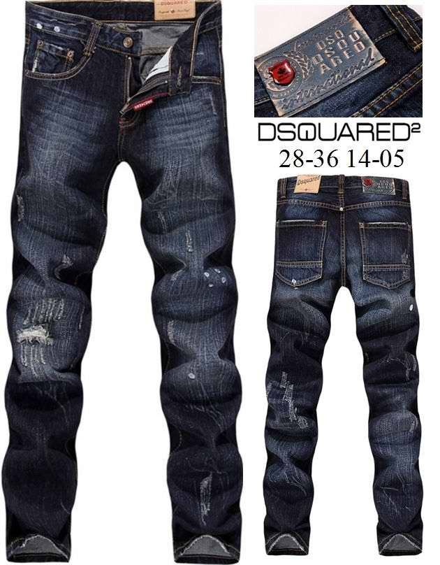 0608566203464 Fashion Dsquared Mens Jeans