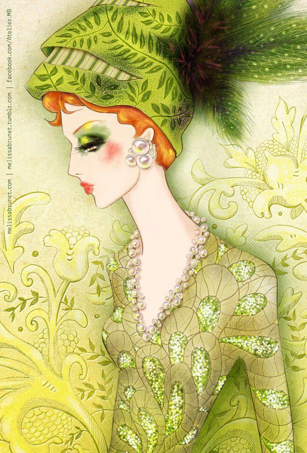 Melissa Brunet Art