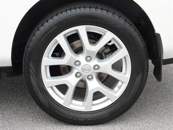 Nissan Rogue Tire Size | Car Tires Ideas