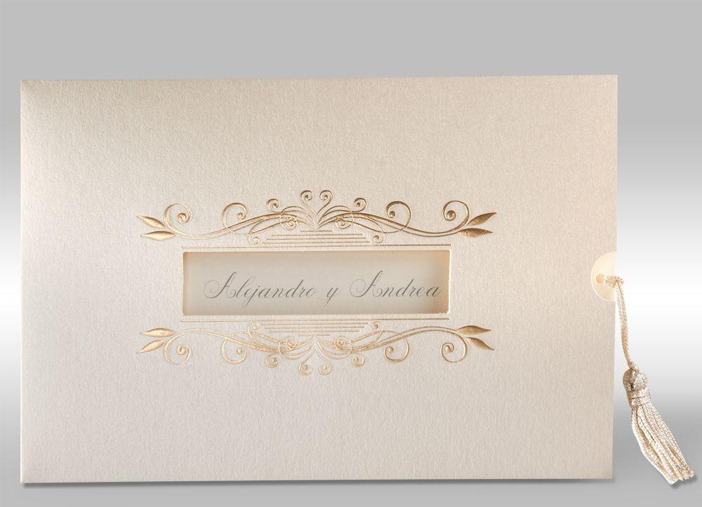 Vintage - Invitaciones de boda You and Me