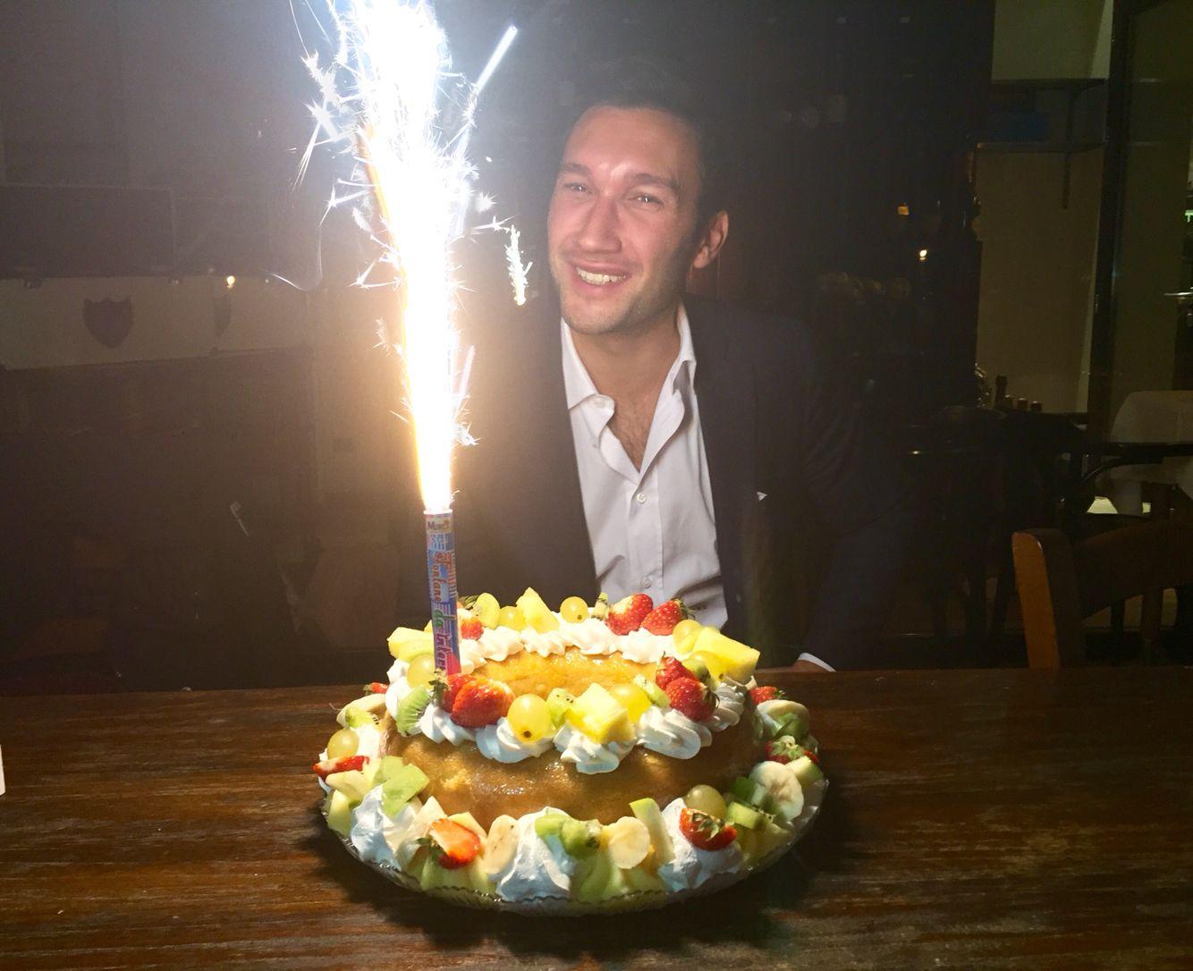 Compleanno Manfredo