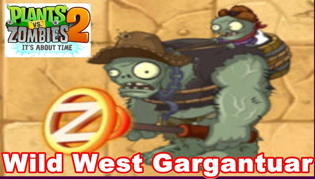 Plants Vs Zombies 2 It S About Time Gameplay Walkthrough Wild