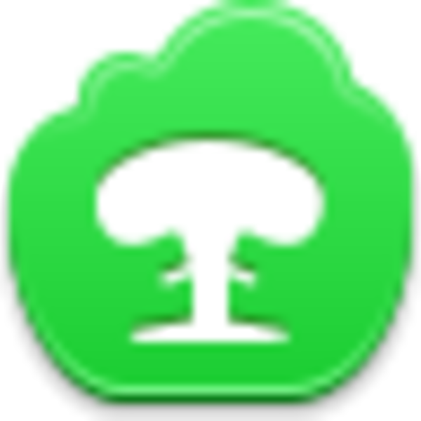 Nuclear Explosion Icon