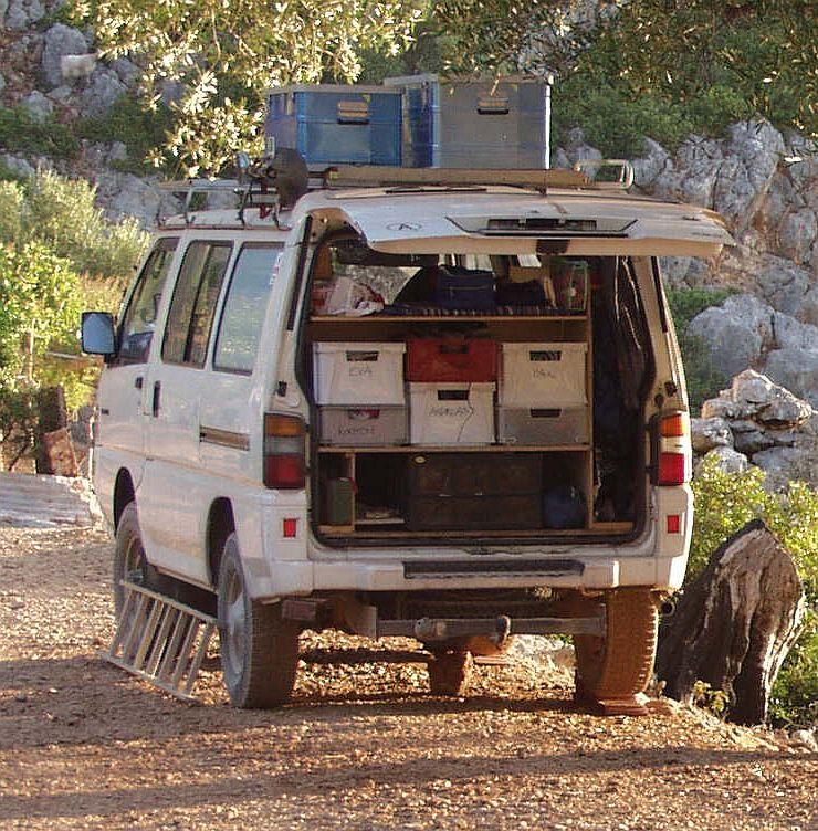 Mitsubishi Delica 4x4 Camper Elevating: Mitsubishi Delica Owners Club UK™ :: View Topic
