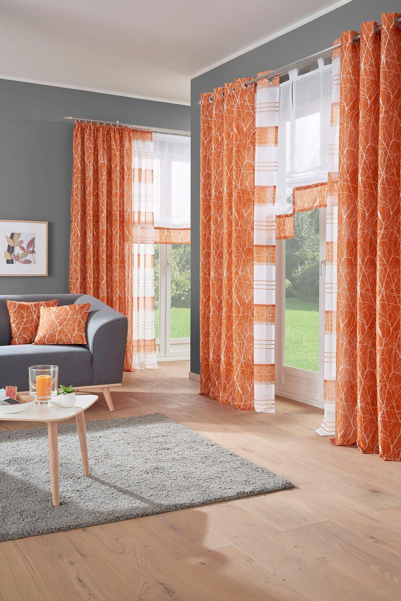 Vorhang Camposa My Home Kräuselband 2 Stück Otto Vorhänge Haus Deko Gardinen