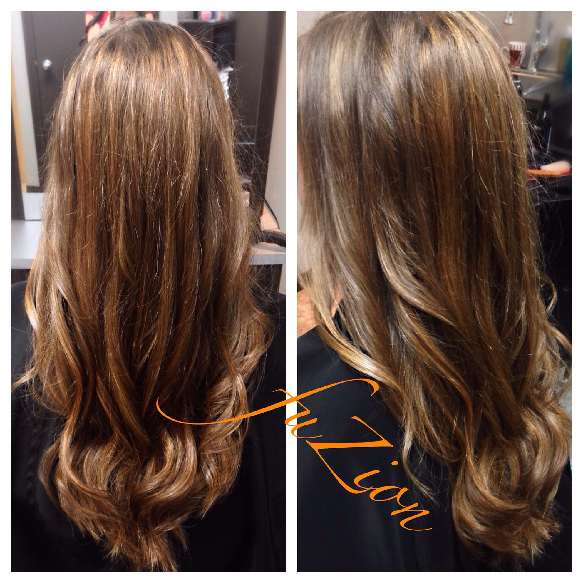 Honey brown highlight blonde pinterest brown highlights honey
