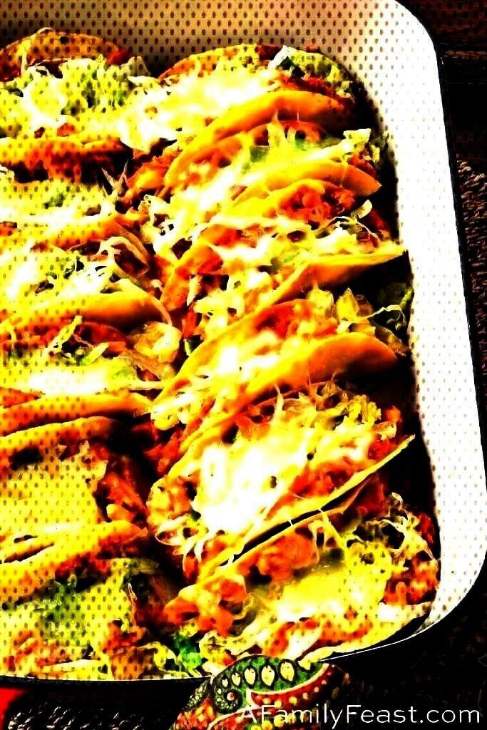 frit léger - Nouvelles idées - -Tacos au poulet frit léger - Nouvelles idées - -Tacosau poulet