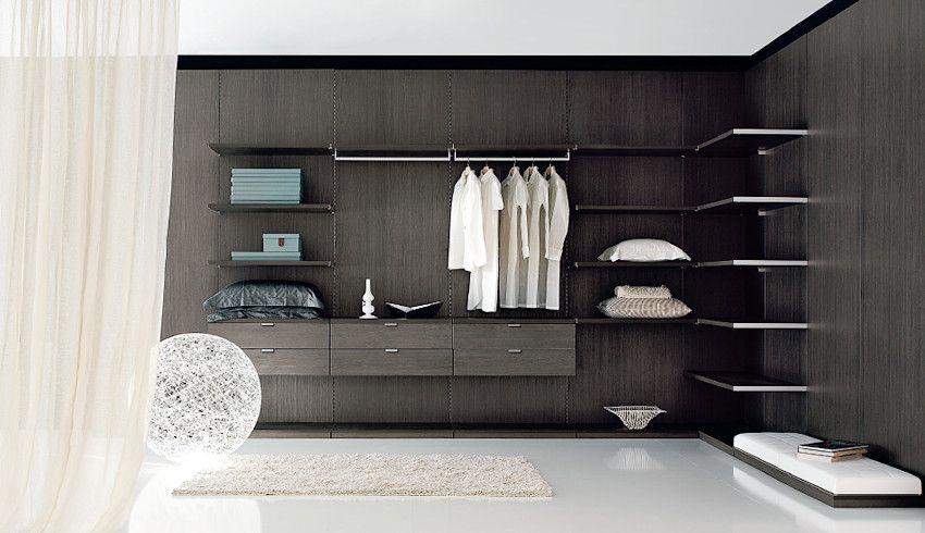 Closet modernos buscar con google closet designs pinterest moderno vestidores abiertos - Armarios diseno italiano ...