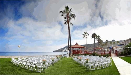 Wedding Ceremony Point Loma Naval Base Oceanview Room San Go