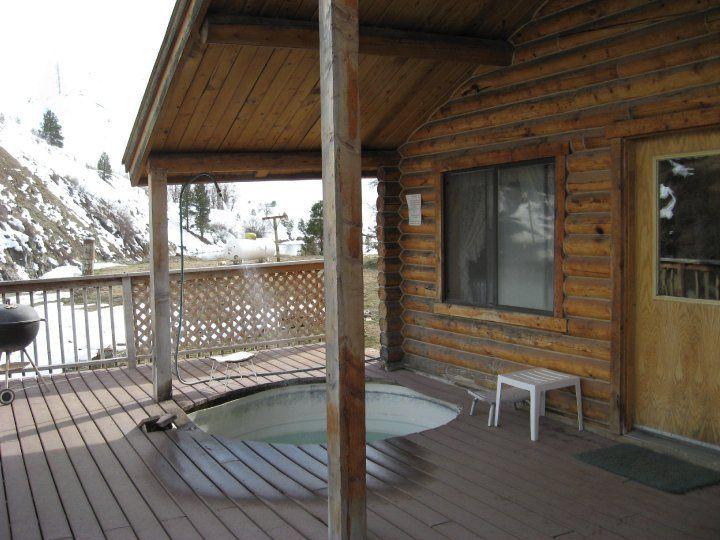 Cabin photos twin springs idaho idaho hot springs
