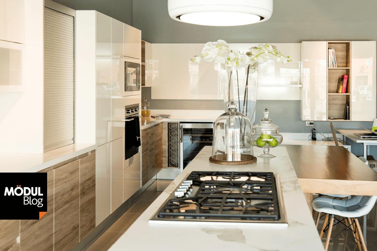 Consejos para diseñar una cocina moderna y cálida | Cocinas ...